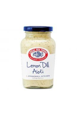 Lemon Dill Aioli von Stonewall Kitchen