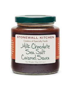 Stonewall Kitchen Milk Chocolate Sea Salt Caramel Sauce von American Heritage