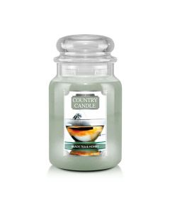 Country Candle Limited Edition Black Tea & Honey