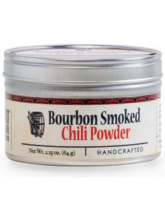 Bourbon Smoked Chili Powder von Bourbon Barrel Foods