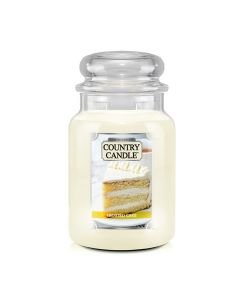 Country Candle Frosted Cake Limited Edition