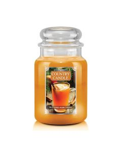 Country Candle Autumn Limited Edition Buttered Rum Toddy