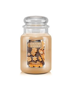 Country Candle Limited Edition Gingerbread von American Heritage