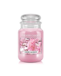 Country Candle Jar Cherry Blossom Large von Kringle Candle bei American Heritage