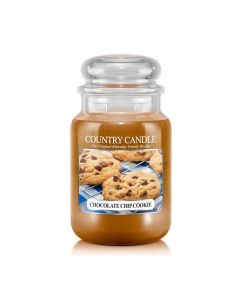 Country Candle Jar Chocolate Chip Cookie Large von Kringle Candle bei American Heritage