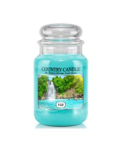 Country Candle Jar Fiji Large von Kringle Candle bei American Heritage