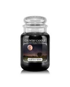 Country Candle Jar Harvest Moon Large von Kringle Candle bei American Heritage