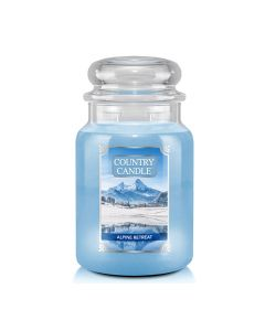 Alpine Retreat Duftkerze von Country Candle - 2020 Winter