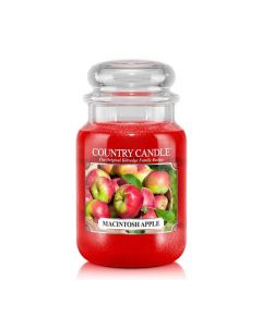 Country Candle Macintosh Apple Large von Kringle Candle bei American Heritage
