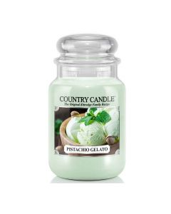 Country Candle Jar Pistachio Gelato Large von Kringle Candle bei American Heritage