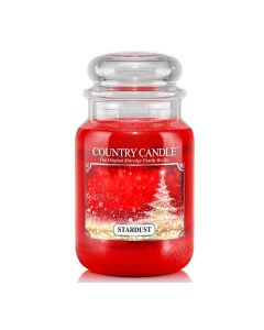 Country Candle Jar Stardust Large von Kringle Candle bei American Heritage