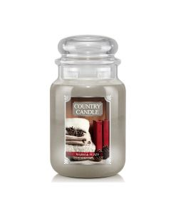Country Candle Warm & Fuzzy Large Jar von Kringle Candle bei American Heritage