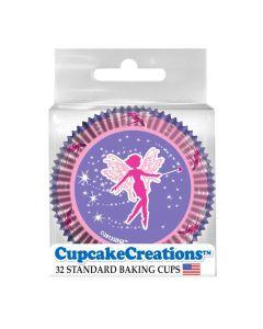 Cupcake Backförmchen Fairy Fee Cupcake Creations
