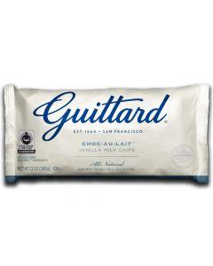 Choc Au Lait Chips von Guittard bei American Heritage