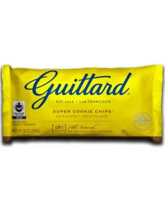 Super Cookie Chocolate Chips von Guittard bei American Heritage