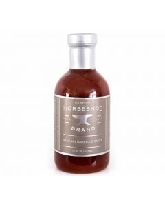 Original Barbecue Sauce von Horseshoe Brand bei American Heritage