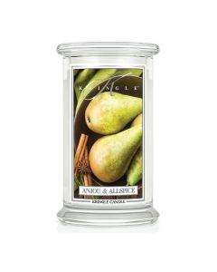 Kringle Candle Anjou & Allspice Large Jar bei American Heritage