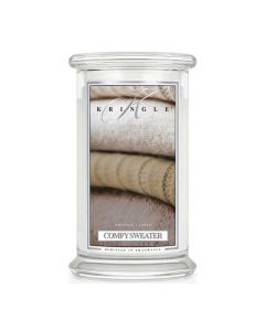 Comfy Sweater Classic Jar Large von Kringle Candle bei American Heritage