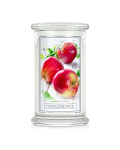 Kringle Candle Cortland Apple Classic Jar Large bei American Heritage