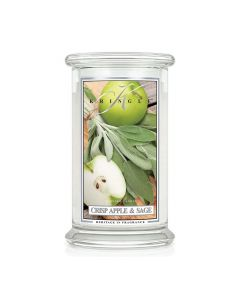 Crisp Apple & Sage von Kringle Candle bei American Heritage