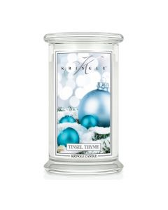 Kringle Candle Tinsel Thyme Large Jar bei American Heritage