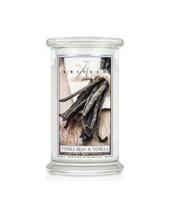 Tonka Bean & Vanilla von Kringle Candle bei American Heritage