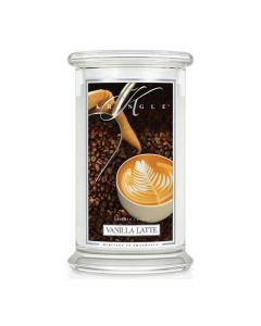 Vanilla Latte von Kringle Candle bei American Heritage