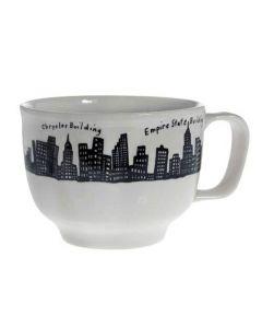 New York Skyline Jumbo Tasse
