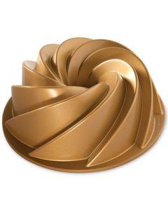 Heritage Rondo Backform Gold von Nordic Ware