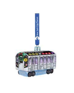 Ornament MTA Subway Car