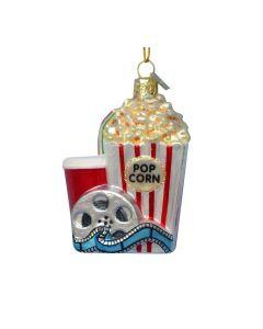 Weihnachtsbaumschmuck Popcorn and Movie von American Heritag