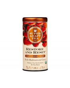 Restore and Reset Tea von The Republic of Tea