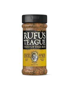 Rufus Teague Chick N' Rub bei American Heritage
