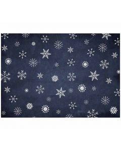 Snowflakes Placemat Schneeflocken Tischset von American Heritage