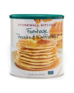 All Natural Farmhouse Pancake & Waffle Mix von Stonewall Kitchen