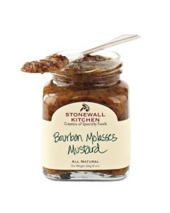 Bourbon Molasses Mustard von Stonewall Kitchen