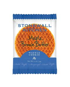 Maple Brown Butter Waffle Cookie von Stonewall Kitchen bei American Heritage