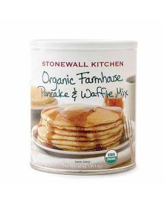 Organic Farmhouse Pancake & Waffle Mix von Stonewall Kitchen bei American Heritage