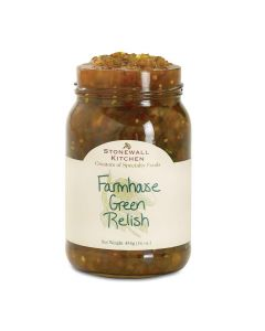 Farmhouse Green Relish von Stonewall Kitchen