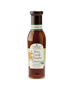 Organic Honey Orange Balsamic Dressing von Stonewall Kitchen bei American Heritage