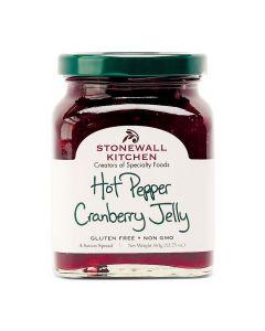 Hot Pepper Cranberry Jam von Stonewall Kitchen Importeur American Heritage