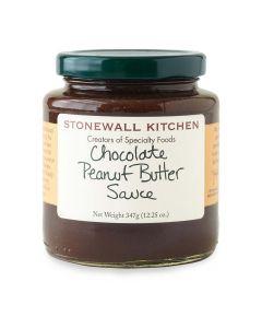 Stonewall Kitchen Chocolate Peanut Butter Sauce von American Heritage