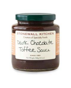 Stonewall Kitchen Dark Chocolate Toffee Topping Sauce von American Heritage