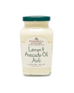Stonewall Kitchen Lemon & Avocado Oil Aioli von American Heritage