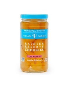 Stonewall Kitchen Rainier Reserve Cherries von Tillen Farms von American Heritage