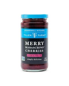 Stonewall Kitchen Merry Maraschino Cherries von Tillen Farms bei American Heritage