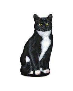 Tuxedo Katze Türstopper