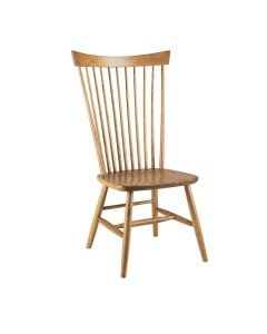 Shaker Windsor Stuhl aus Kirschholz von American Heritage