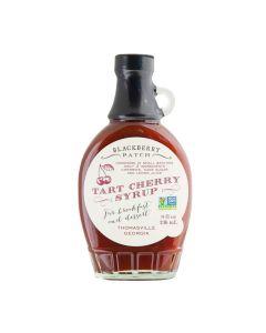 Tart Cherry Syrup von Blackberry Patch in der Glasflasche (236 ml) - Sauerkirschsirup