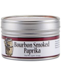 Bourbon Smoked Paprika von Bourbon Barrel Foods